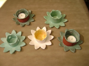 Flower Votive/candle cup