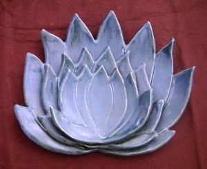 Agave Serving Dish, spoon rests, Set of 3, $52.00
