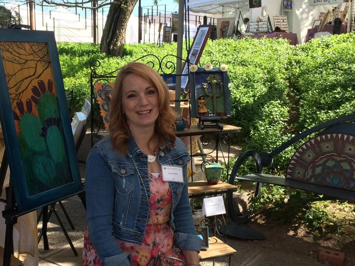 Tucson Museum of Art Artisans show