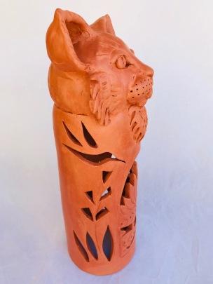 Wild Cat Lantern