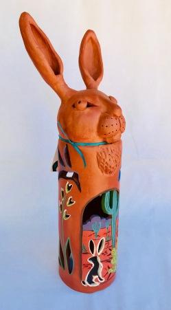 Jack Rabbit Art