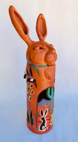 Jack Rabbit Art