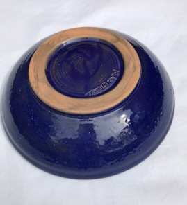 Rooster bowl bottom