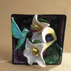 hummer and datura box