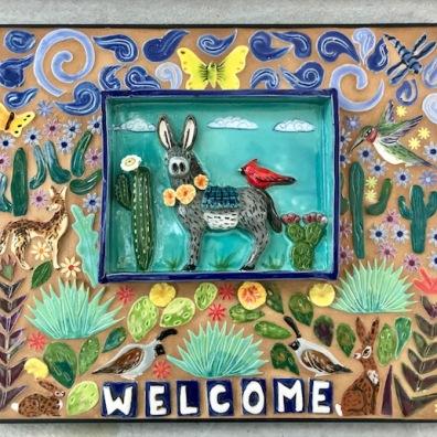 Desert Buddies Mosaic
