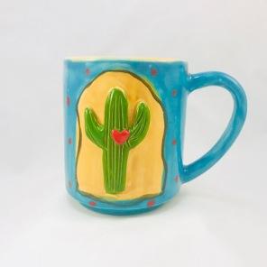 Saguaro mug
