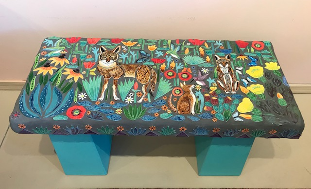 Coyote Bench