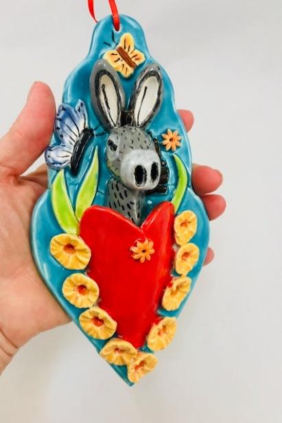 Donkey Heart Pocket
