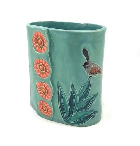 5 inch Agave vase 1
