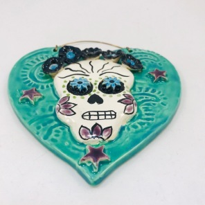 teal s.s. heart