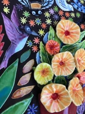 bouquet mosaic 2