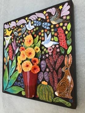 bouquet mosaic 4