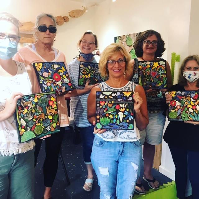mosaic group july 25